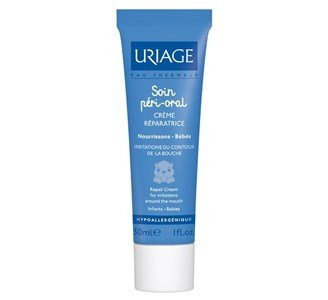 uriage uriage soin peri oral repair cream babys lip contour