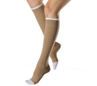 venosan meias elasticas classe 2 compressao ate joelho sem biqueira