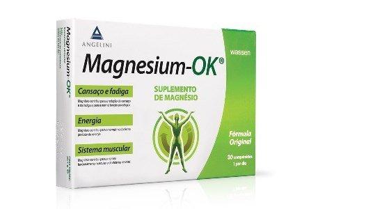 wassen magnesium ok