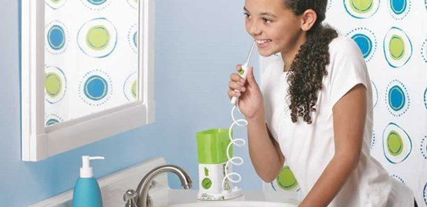 waterpik kids irrigador oral wp 260 criancas