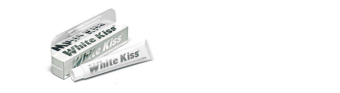 white kiss pasta branqueadora