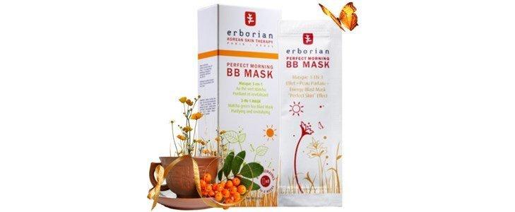 erborian mascara bb 3em1 dia purificante revitalizante cha verde