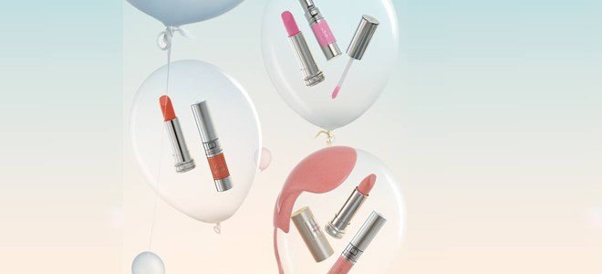 lancome spring collection rouge in love batom