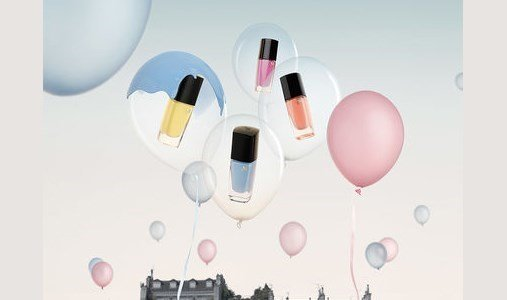 lancome spring collection vernis in love verniz