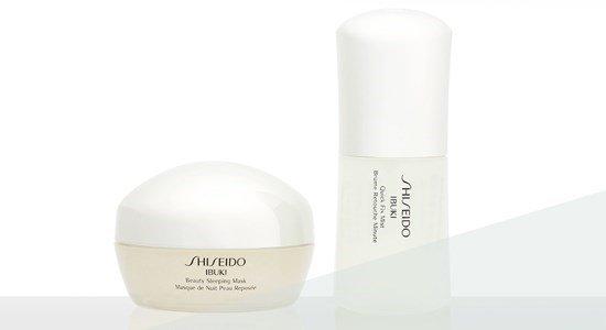 shiseido shiseido ibuki quick fix mist