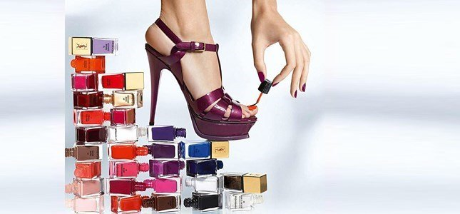 yves saint laurent la laque couture verniz unhas