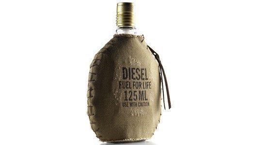 diesel fuel life eau toilette homem