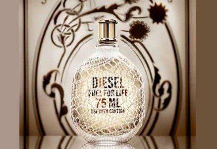 diesel fuel life women eau parfum mulher
