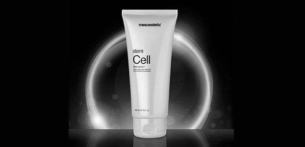 mesoestetic stem cell tratamento rejuvenescedor remodelador serum corporal