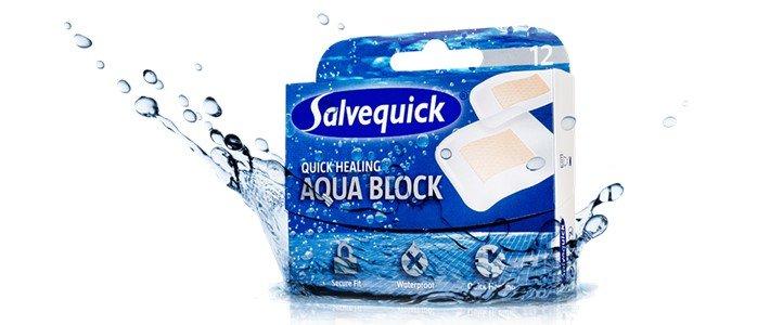 aqua block pensos cura rapida
