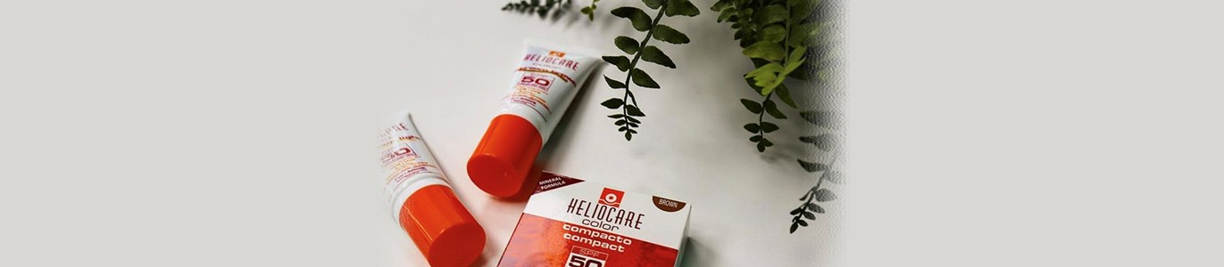 heliocare gel creme brown