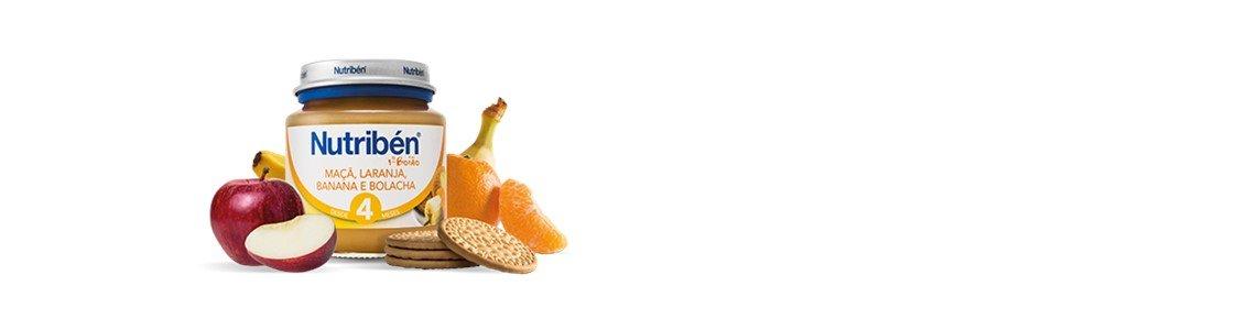 nutriben boiao maca laranja banana bolacha