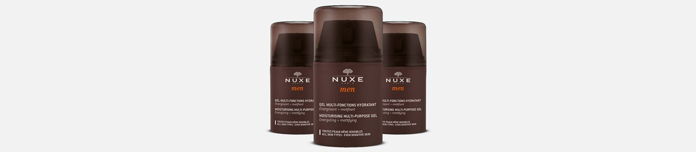 nuxe men gel hidratante