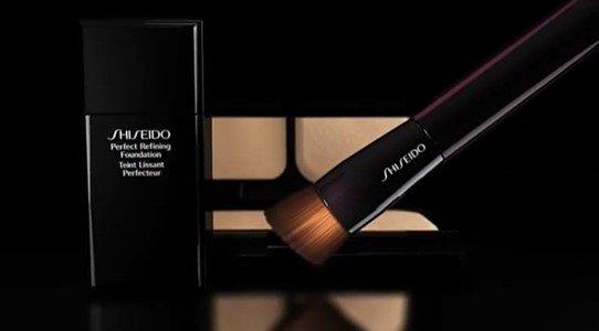 shiseido perfect foundation video