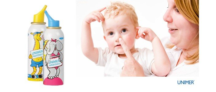unimer pediatrico agua mar purificada isotonico hypertonico