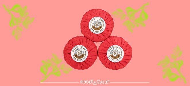 roger gallet fleur figuier sabonete caixa