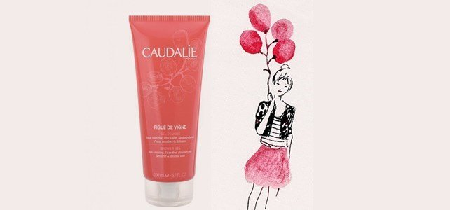 caudalie gel duche figue vigne