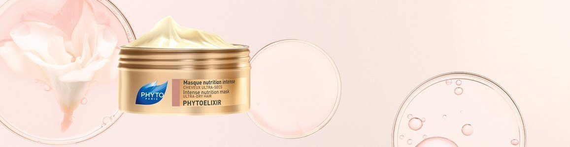 phyto phytoelixir mascara nutritiva