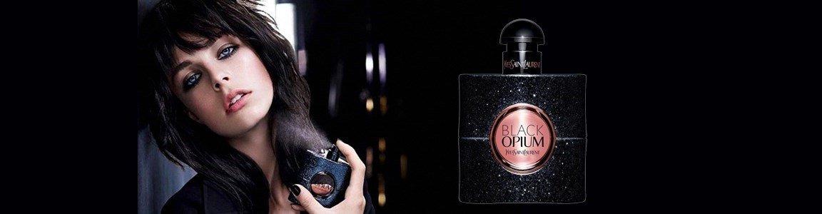 yves saint laurent black opium eau parfum mulher