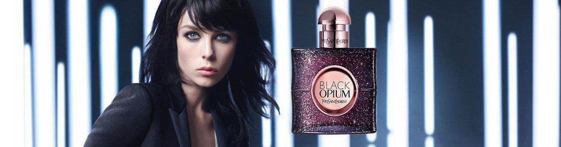yves saint laurent black opium nuit blanche eau parfum mulher