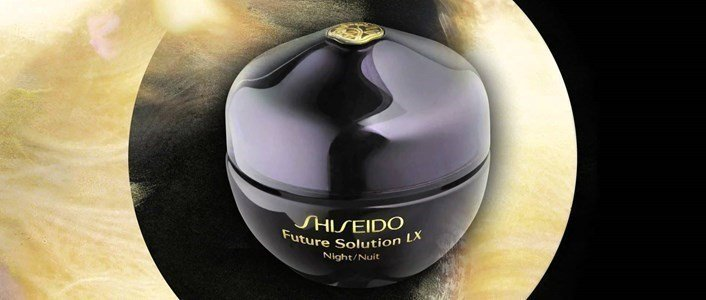 shiseido future solution lx noite video