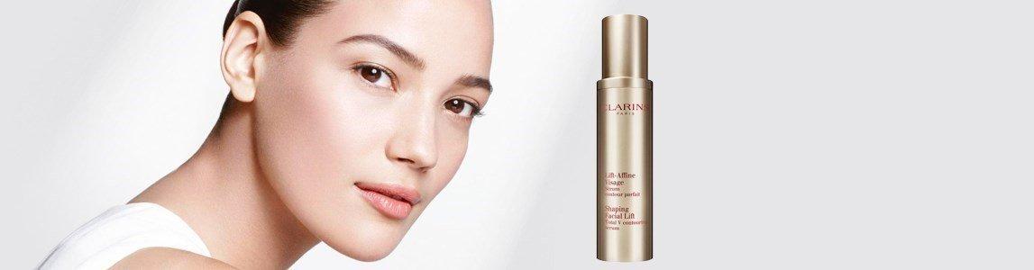 clarins lift affine visage serum