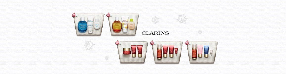 clarins coffers natal
