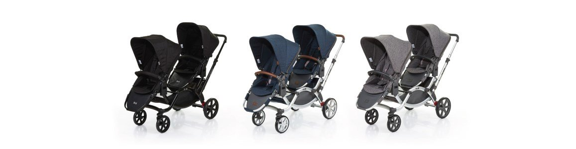 zoom 2017 carrinho passeio bebes gemeos abcdesign
