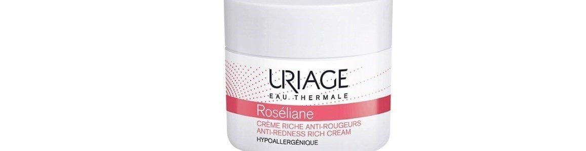 uriage roseliane creme rico anti vermelhidao