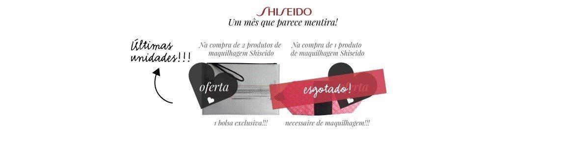 oferta shiseido mentira makeup