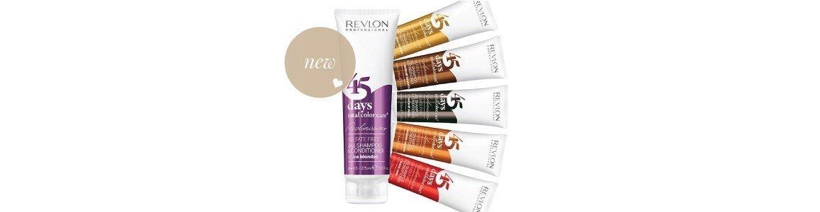 45 days total color care shampoo acondicionador en