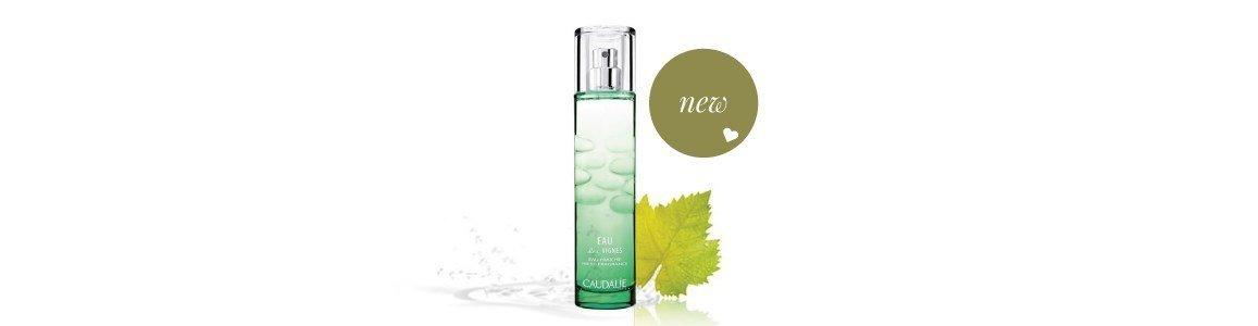caudalie eau des vignes fragrancia fresca en