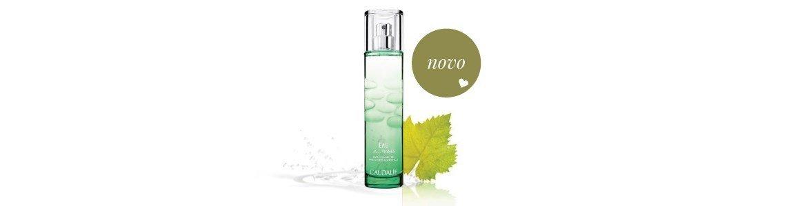 caudalie eau des vignes fragrancia fresca