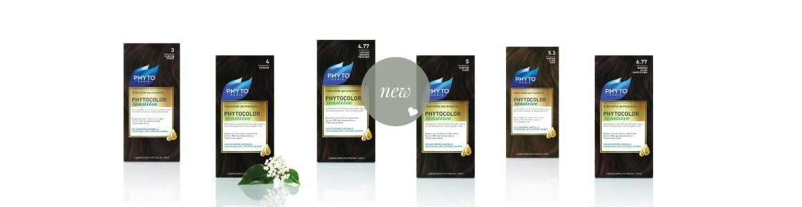 phytocolor sensitive coloracao permanente phyto en