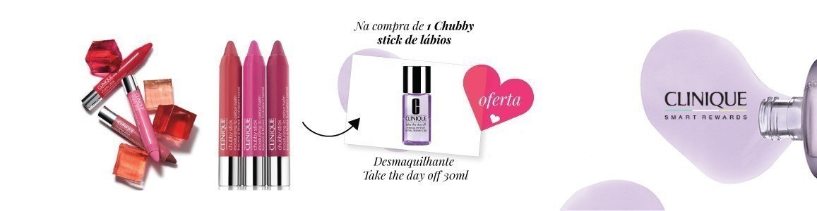 clinique oferta chubby stick