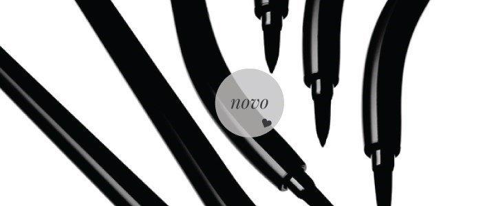 shiseido inkstroke pincel delineador curvado precisao