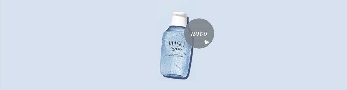 shiseido waso locao gelificada fresca tonico gel
