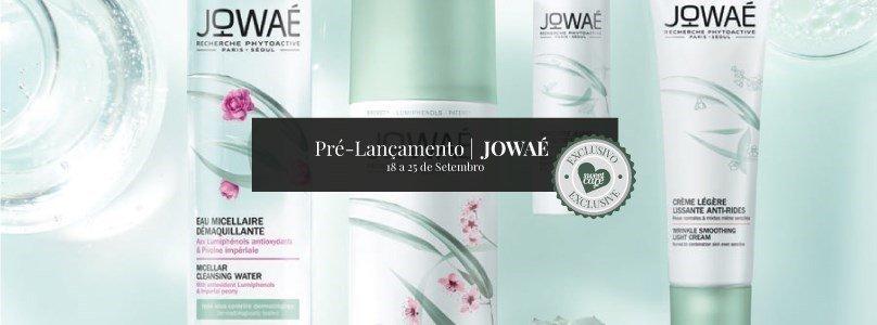 news pre lancamento jowae
