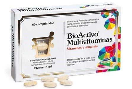 bioactivo multivitaminas