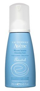 avene pediatril mousse lavante bebe
