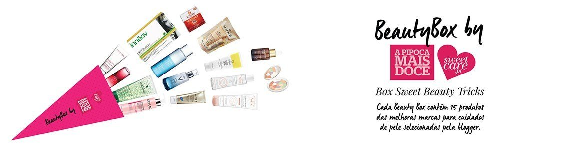 beautybox pipoca box beauty tricks