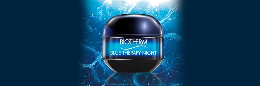 biotherm blue therapy night creme