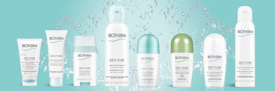 biotherm deo pure