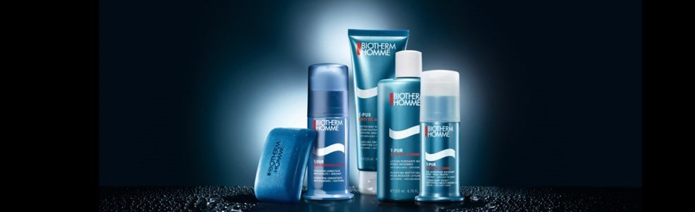 biotherm homme t pur