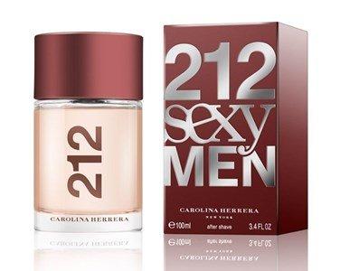 carolina herrera 212 sexy men after shave locao