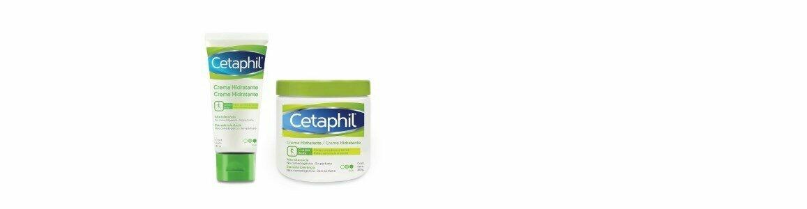 cetaphil creme hidratante elevada tolerancia