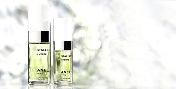 chanel cristalle eau vert