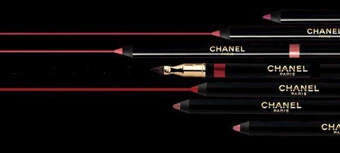 chanel le crayon levres
