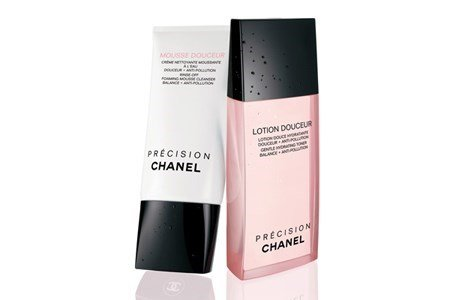 chanel mousse lotion douceur