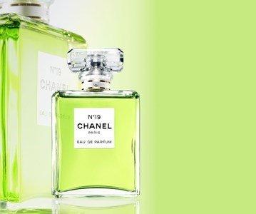 chanel n19 eau parfum